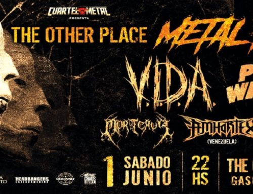 Todo lo que dejó el The Other Place Metal Fest