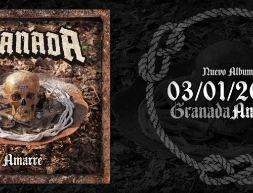¡Granada tiene nuevo disco!