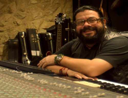 ¡ANTONIO VERGARA ingresa a SoundBlast Media!