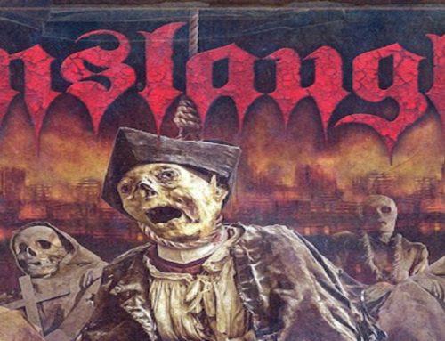 OSLAUGHT adelanta su nuevo disco con el track «Religiousuicide»