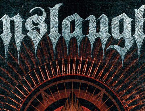 Onslaught arremete con «Generation Antichrist», su nuevo álbum