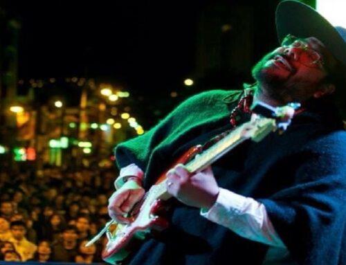 Antonio Vergara edita su disco «IV» bajo un mar de elogios