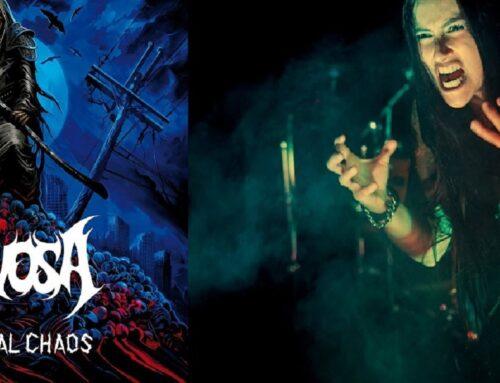 «Perpetual Chaos» y «Guided By Evil»| Los dos bestiales adelantos de NERVOSA