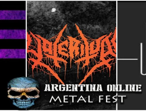The Advent Equation, Hate Ritual y Verdad O Nada dicen presente, en la segunda edición del Argentina Online Metal Fest