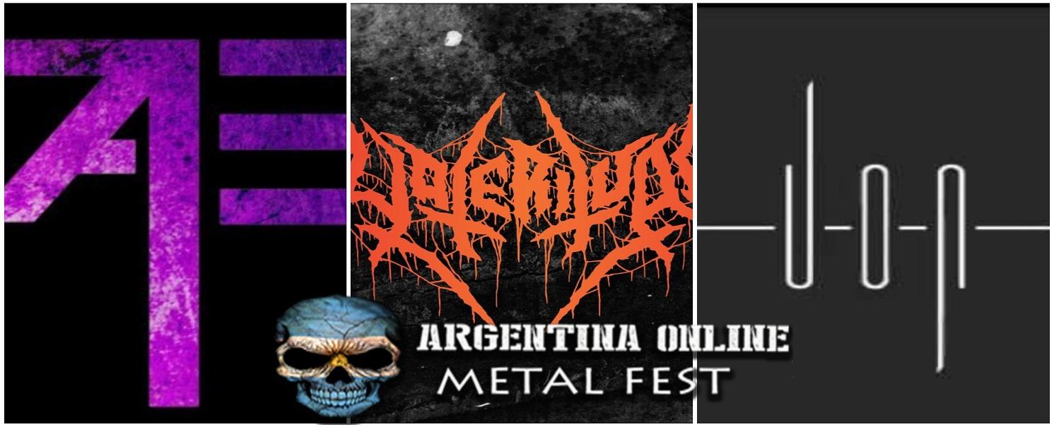 The Advent Equation, Hate Ritual y Verdad O Nada dicen presente, en la segunda edición del Argentina Online Metal Fest