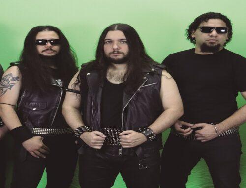 Metal clásico desde Brasil, de la mano de LIVING METAL